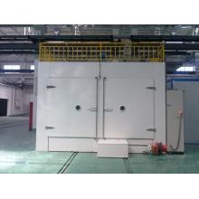 润华环保-高温烤炉-大大提高生产效率及设备效率