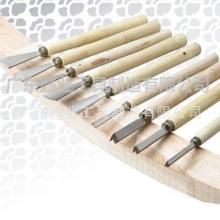 鑫业刀具-批发木工手工雕刻刀(白钢)—修花刀套装