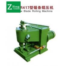 金华中宏木工机械-MR417型全自动锯条辊压机