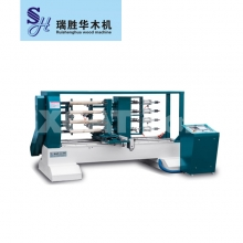 瑞胜华木工机械-MC3013-4半自动数控车床