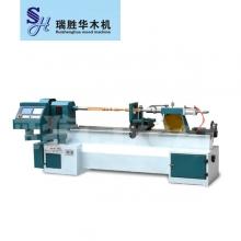 瑞胜华木工机械-MC3013单轴单刀半自动数控车床
