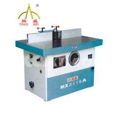 泓翔江机械(同威)-MX5116A立式单轴铣床
