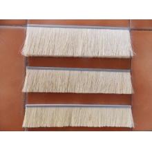 格唯贸易-长1000*高30*底宽4.5mm按米计价剑麻条砂光毛刷条毛刷砂布条刷