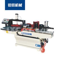 钜力机械-MXB3510-3513半自动梳齿机