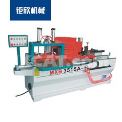 钜力机械-MXB3515半自动梳齿机