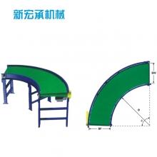 新宏承 托板式皮带输送机-圆弧形