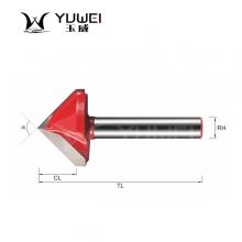 玉威刀具-3D V型刀