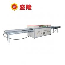 盛隆机械-YS-2500A-K双工位真空覆膜机