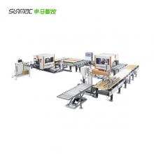 申马智控-全自动锯铣生产线