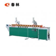 春林MZJ250(300  400  450  500  600)梳齿榫对接机(带锯片切断)