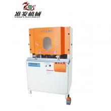 准发机械-ZF-001高速精密双头45度切角机