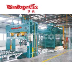 万锐机械-胶合板生产线