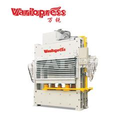 万锐机械-人造板压机系列胶合板热压机