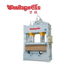 万锐机械-人造板压机系列预压机