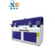 鑫意达木工机械厂-MC90100B圆棒机(送料轮双进双出)-加工速度快、效率高