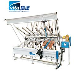 兴达威机械-DSR25×10-8气动拼板机