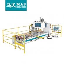 马氏机械-MSKX3725X2数控榫槽机