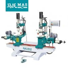 马氏机械-MZ9312双端立卧式可调木工钻床