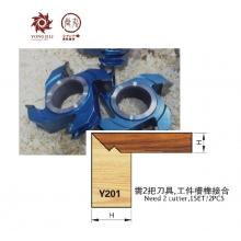 永吉利-拼板刀Y201