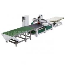 盈欣机械-直动上下料家具生产线YX1325F-自动上下料