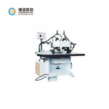 诚诺机械-CNSK-206D双头门锁榫槽机