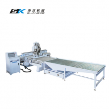 尚克机械-SKA-1325D全自动上下料数控开料机