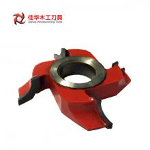 佳华木工刀具-焊接式钢体1/4R型刀,圆角刀,木工修边刀
