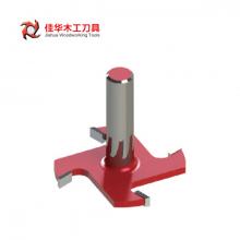 佳华木工刀具-焊接式钢体T型槽刀,吊锣槽刀,木工吊镂槽刀