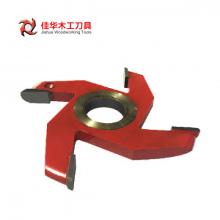 佳华木工刀具-焊接式钢体拉手刀,硬质合金刀具,木工铣刀
