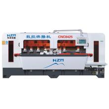 数控榫接机CNC Tenon machine加工长料、免换刀、一次成型-华泽机械(诚招国内外经销商)