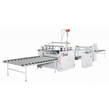 新俊数控贴纸机,贴面机,贴皮机,贴PVC机生产线