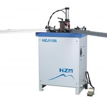 气动铝材线条切角机Pneumatically Aluminium Corner Cutter单切角华泽机械(诚招国内外经销商)