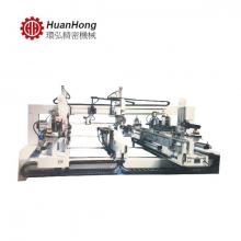 环弘精密 雙端精切開槽鑽孔複合生產中心機--HH-RTC-D