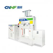 灿高机械-100T科技木实验高频热压机