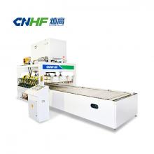 灿高机械-高频平面直升拼板机(履带式)