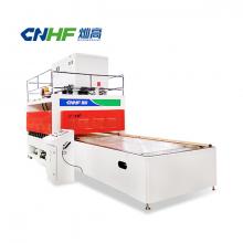 灿高机械-高频平面直升拼板机(新品)