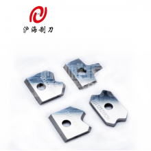 沪海机械刀片-合金刀片16X17X2凸、20X12X2、16X17X2左右