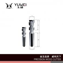 玉威刀具-聚晶金刚石(PCD)螺旋柄铣刀(2+2)