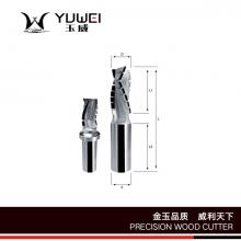 玉威刀具-聚晶金刚石(PCD)螺旋柄铣刀(3+3)
