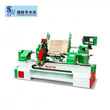 瑞胜华木工机械-双刀全自动数控车床MC30150