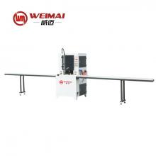 威迈机电-WM-5-QJB355-铝/木切角机(双锯碟)