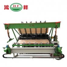 鸿峰机械-油压锁紧拼板机(标配)HF-20