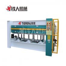 铁人机械-MH3848x80T-3钢门热压机(三层)