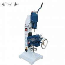 隆耀木工-MZ1610Y-A立式单轴榫槽机手动 打眼机 打孔机