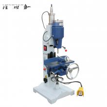 隆耀木工-MZ1610Y-C立式单轴榫槽机气动打眼机 打孔机