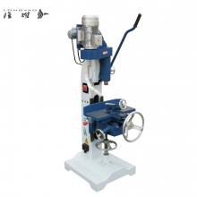 隆耀木工-MZ1610-D立式单轴榫槽机 高速打眼机 打孔机