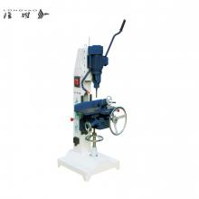隆耀木工-MZ1610-E立式单轴榫槽机1.5KW 打眼机 打孔机