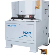 新型自动双锯片切角机Double Saw Cutting machine华泽机械 可切木料与铝材(诚招国内外经销商)