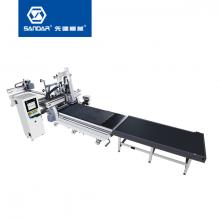 先达数控-KL-2613EL数控贴标&板材加工中心