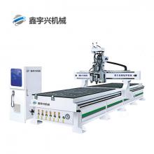 鑫宇兴机械-XK-1325S6双工位排钻开料机